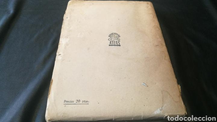Libros de segunda mano: EUROPA A OSCURAS - ISMAEL HERRAIZ , SEGUNDA EDICIÓN , MADRID 1945a - Foto 3 - 223815937