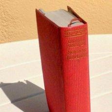 Libros de segunda mano: GEORGES SIMENON: NOVELAS DE MAIGRET (TOMO V) AGUILAR. Lote 223921266