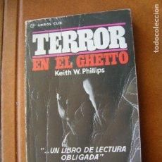 Libros de segunda mano: LIBRO DE TERROR. Lote 224208847