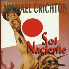 Libros de segunda mano: SOL NACIENTE. Lote 225006775