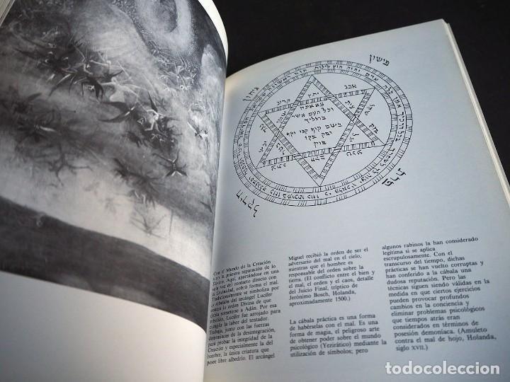 Libros de segunda mano: LA CABALA. ZEV BEN SHIMON HALEVI. DEBATE. 1994 - Foto 5 - 225121780