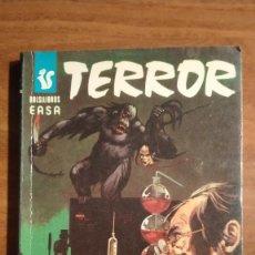 Livros em segunda mão: NOVELA BOLSILIBRO. EL LÍMITE. CÉSAR TORRE. EASA TERROR. N. 202. AÑO 1980.. Lote 225195786