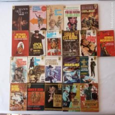 Libros de segunda mano: CASOS CÉLEBRES MOLINO - 1 AL 20 Y 22 - 1964 - MUY BUENA CONSERVACIÓN. Lote 226396805