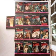 Libros de segunda mano: SERIE POLICIACO-ESPIONAJE TORAY - 1963 - 2,3,4,7,8,9,10,11,12,16,23,26,32,34,44,48,51, DUMOULIN,VILA. Lote 226398835
