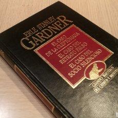 Libros de segunda mano: EL CASO DE LA CLEPTOMANA - EL CASO DEL RETRATO FALSO - EL CASO DEL SOCIO SILENCIOSO. Lote 227091160