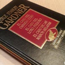 Libros de segunda mano: EL CASO DEL CANARIO COJO - EL CASO DEL LORO PERJURO - EL CASO DE LAS MANOS HELADAS. Lote 227248340