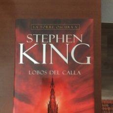 Libri di seconda mano: LOBOS DEL CALLA - STEPHEN KING. Lote 275051978