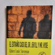 Libros de segunda mano: EL EXTRAÑO CASO DEL DR JEKYLL Y MR HYDE BRUÑO. Lote 227777565