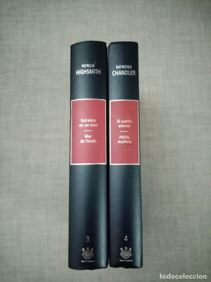Libros de segunda mano: MAESTROS DEL CRIMEN Y MISTERIO PATRICIA HIGHSMITH-RAYMOND CHANDLER RBA 1994 - Foto 2 - 228491895