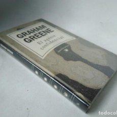 Libros de segunda mano: GRAHAM GREENE. EL AGENTE CONFIDENCIAL. Lote 228545370