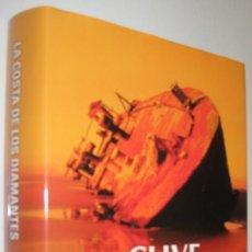 Libros de segunda mano: LA COSTA DE LOS DIAMANTES - CLIVE CUSSLER CON JACK DU BRUL. Lote 228545700