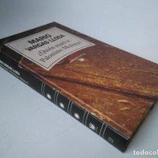 Libros de segunda mano: MARIO VARGAS LLOSA. ¿QUIÉN MATÓ A PALOMINO MOLERO?. Lote 228547015