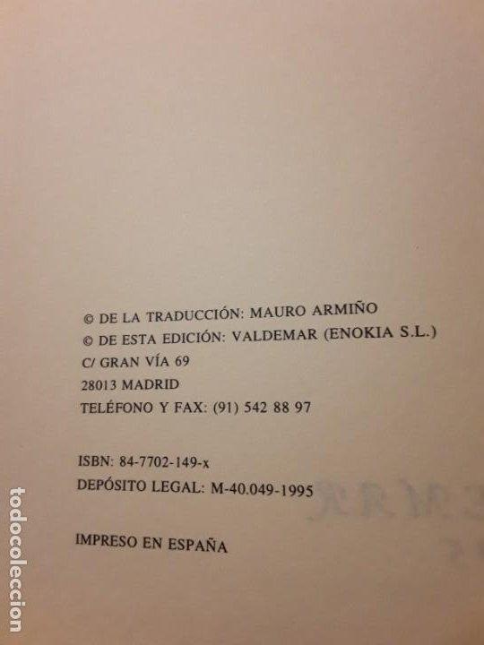 Libros de segunda mano: La letra escarlata, de Nathaniel Hawthorne. Valdemar Gótica 1995 (1.ª edición) - Foto 3 - 228956796