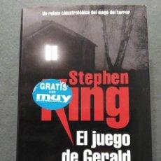 Libros de segunda mano: STEPHEN KING - EL JUEGO DE GERALD 1ªEDICION. Lote 229439830