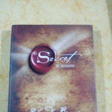 Livres d'occasion: LIBRO DE THE SECRET EL SECRETO DE RHONDA BYRNE *. Lote 232125600