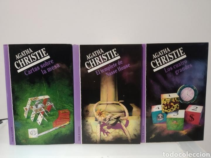 Libros de segunda mano: Agatha Christie. Lote de 12 libros. Círculo de lectores. - Foto 5 - 233775640