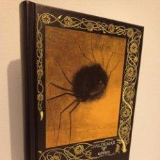 Libros de segunda mano: LA ARAÑA Y OTROS CUENTOS MACABROS - HANNS HEINZ EWERS - VALDEMAR GÓTICA. Lote 233790150