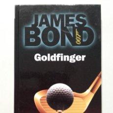 Libros de segunda mano: JAMES BOND - GOLDFINGER - IAN FLEMING - RBA. Lote 233838325