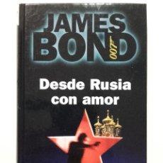 Libros de segunda mano: JAMES BOND - DESDE RUSIA CON AMOR - IAN FLEMING - RBA. Lote 233838510