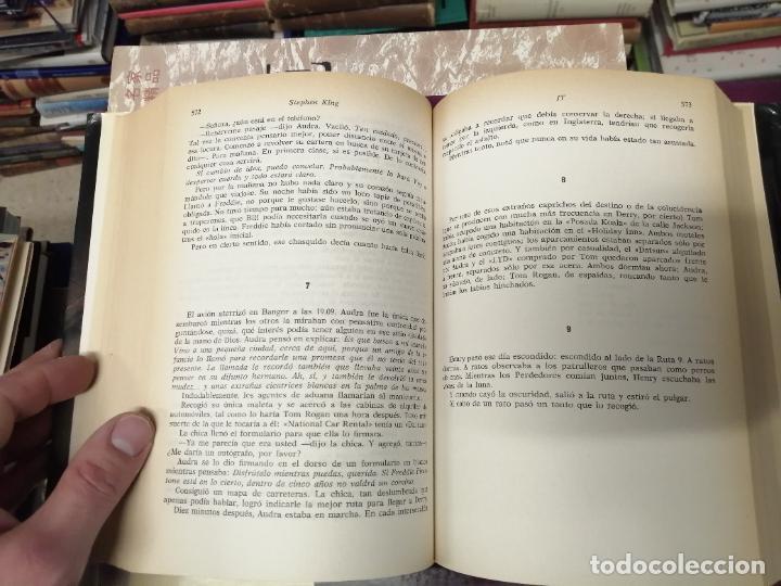 Libros de segunda mano: STEPHEN KING . IT ( ESO ). PLAZA & JANÉS . 1988. ILUSTRACIÓN PORTADA BOB GIUSTI. TAPA DURA - Foto 5 - 234468335