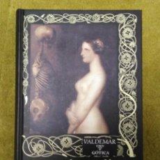 Libros de segunda mano: VENUS EN LAS TINIEBLAS. RELATOS DE HORROR ESCRITOS POR MUJERES (VALDEMAR GOTICA 68) - TAPA DURA. Lote 234537900
