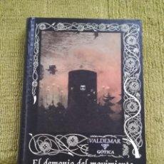 Libros de segunda mano: EL DEMONIO DEL MOVIMIENTO - STEFAN GABRINSKI (VALDEMAR GOTICA 108) - TAPA DURA. Lote 234578115