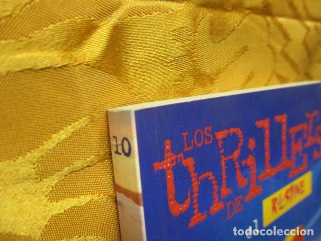 Libros de segunda mano: LOS THRILLERS DE R.L. STINE - EL TERROR CONTINUA - FIESTA EN LA PLAYA Nº 10 - Foto 2 - 235215875