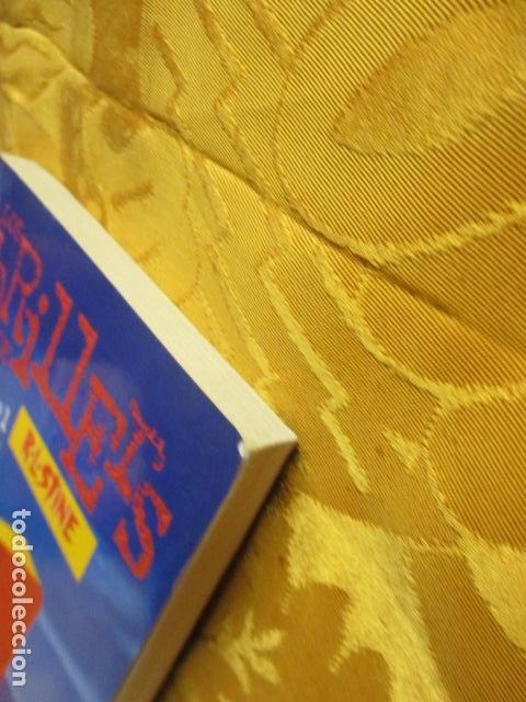 Libros de segunda mano: LOS THRILLERS DE R.L. STINE - EL TERROR CONTINUA - FIESTA EN LA PLAYA Nº 10 - Foto 4 - 235215875