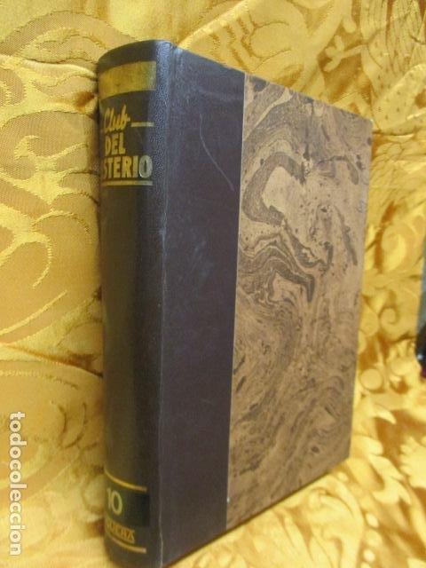 Libros de segunda mano: El Club del Misterio. Bruguera. Vol. 10 - Foto 3 - 235374950