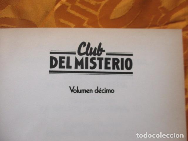 Libros de segunda mano: El Club del Misterio. Bruguera. Vol. 10 - Foto 5 - 235374950