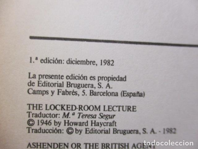 Libros de segunda mano: El Club del Misterio. Bruguera. Vol. 10 - Foto 6 - 235374950