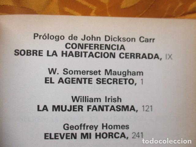 Libros de segunda mano: El Club del Misterio. Bruguera. Vol. 10 - Foto 7 - 235374950