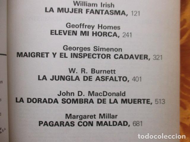 Libros de segunda mano: El Club del Misterio. Bruguera. Vol. 10 - Foto 8 - 235374950