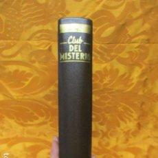 Libros de segunda mano: EL CLUB DEL MISTERIO. BRUGUERA. VOL. 10. Lote 235374950