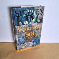Libros de segunda mano: STEPHEN KING - LA NOCHE DEL SOL (DOLORES CLAIBORNE) - EDICIONES B 1ª EDICIÓN 1993. Lote 236002260