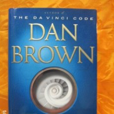 Libros de segunda mano: ORIGIN - DAN BROWN (INGLES - ENGLISH). Lote 236276635
