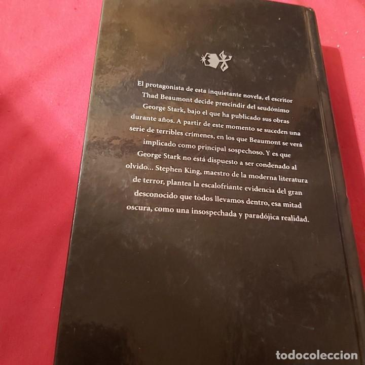 Libros de segunda mano: Stephen king. La mitad oscura. RBA. - Foto 3 - 237004305
