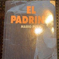 Libros de segunda mano: LIBRO EL PADRINO, MARIO PUZO, CINE PARA LEER Nº 5, LA VANGUARDIA, 1994. Lote 237220705