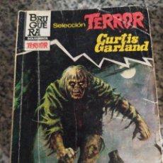 """Libros de segunda mano: NOVELAS SELECCION TERROR NÚMERO 530 """"MAS ALLA DEL SEPULCRO"""" CURTIS GARLAND. Lote 237487030"""