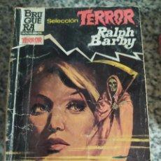 "Libros de segunda mano: NOVELAS SELECCION TERROR NÚMERO 547 ""PENSION DE PARIS"" RALPH BARBY. Lote 237487345"