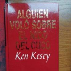 Libros de segunda mano: ALGUIEN VOLÓ SOBRE EL NIDO DEL CUCO. KEN KESEY. RBA 1993.. Lote 237715180