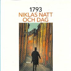 Livres d'occasion: 1793, NIKLAS NATT OCH DAG. Lote 238189585