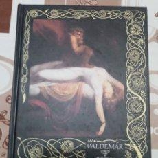 Libros de segunda mano: FRENESÍ GÓTICO: SELECCIÓN DE JUAN ANTONIO MOLINA FOIX: VALDEMAR GÓTICA. Lote 238783190