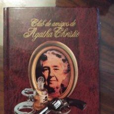 Libros de segunda mano: DIEZ NEGRITOS, 1987 - CLUB DE AMIGOS DE AGATHA CHRISTIE (TEN LITTLE NIGGERS). Lote 239692805