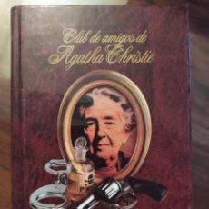 Libros de segunda mano: LOS CUATROS GRANDES, 1987 - CLUB DE AMIGOS DE AGATHA CHRISTIE (THE BIG FOUR). Lote 239693725