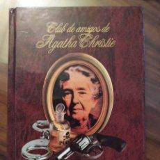 Libros de segunda mano: OCHO CASOS DE POIROT, 1987 - CLUB DE AMIGOS DE AGATHA CHRISTIE (THE UNDER DOG). Lote 239694685