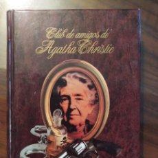 Libros de segunda mano: EL ASESINATO DE ROGELIO ACKROYD, 1987 - CLUB DE AMIGOS DE AGATHA CHRISTIE (THE MURDER OF ROGER..). Lote 239695525