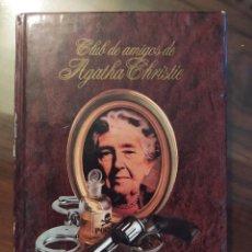 Libros de segunda mano: CINCO CERDITOS, 1987 - CLUB DE AMIGOS DE AGATHA CHRISTIE (FIVE LITTLE PIGS). Lote 239696220