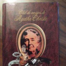 Libros de segunda mano: TESTIGO DE CARGO, 1987 - CLUB DE AMIGOS DE AGATHA CHRISTIE (THE WITNESS FOR THE PROSECUTION). Lote 239697275