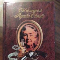 Libros de segunda mano: LA CASA TORCIDA, 1987 - CLUB DE AMIGOS DE AGATHA CHRISTIE (CROOKED HOUSE). Lote 239698065